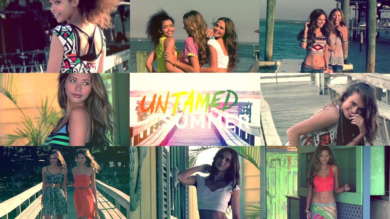 Download Body Central: Untamed Summer 2013