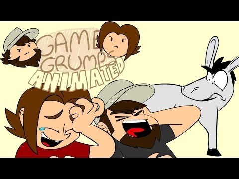 Game Grumps ANIMATED | Seven Asses