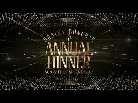 KICK OFF ANNUAL DINNER 2018