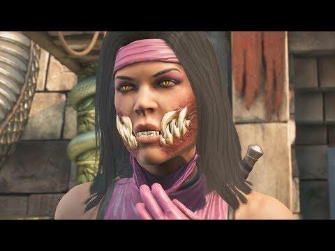 INSANE MILEENA! - Mortal Kombat XL Online Ranked Matches thumbnail