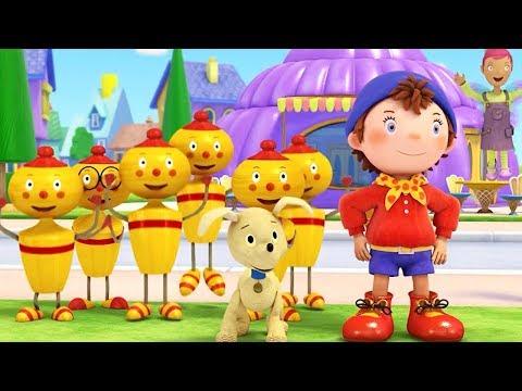 Noddy In Toyland | 1 Hour Compilation | Noddy English Full Episodes