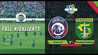 Arema FC (1) vs (0) Persebaya Surabaya - Full Highlights   Go-Jek Liga 1 Bersama Bukalapak
