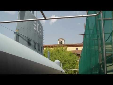 Visita guidata al sottomarino Enrico Toti (1)