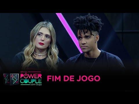 Nadja E D'Black São Eliminados Do Power Couple Brasil