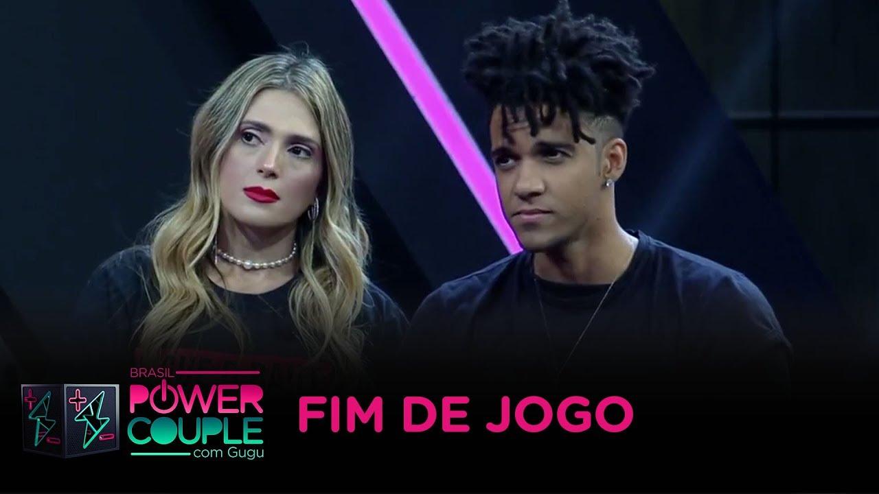 Nadja E D Black S 227 O Eliminados Do Power Couple Brasil