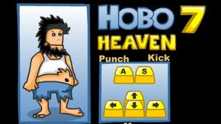 Hobo 7 HEAVEN-Walkthrough