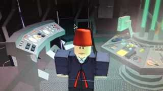 Doctor-Who Roblox trailer oficial