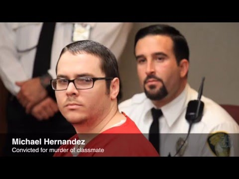 Judge sentences Michael Hernandez to prison for the rest of his life