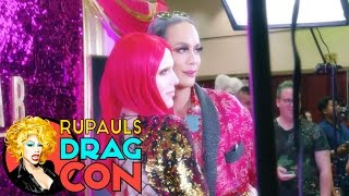 Raja Sashays thru RuPaul's DragCon 2017