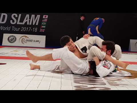 Joao Miyao vs Hiago George Abu Dhabi Grand Slam 2018