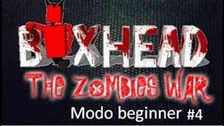 Jugando BoxHead The Zombie Wars #4