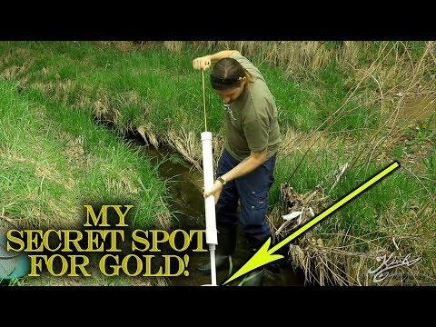 Baixar SECRET SPOT FOR GOLD! The Best Pan of Gold I've Ever Found!
