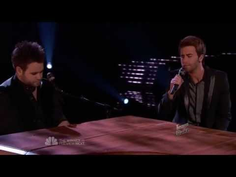 The Swon Brothers - Danny's Song - The Voice 4