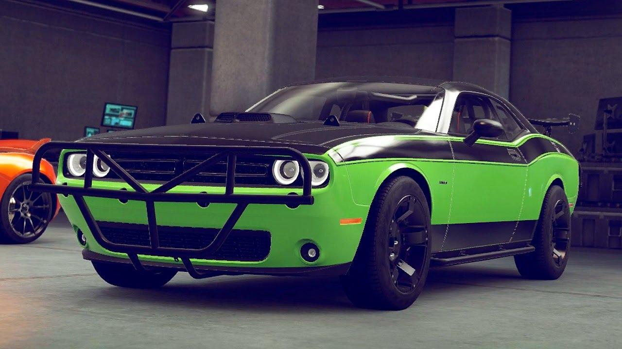 Fast & Furious - Part 7 - Dodge Challenger (Walkthrough / Gameplay ...