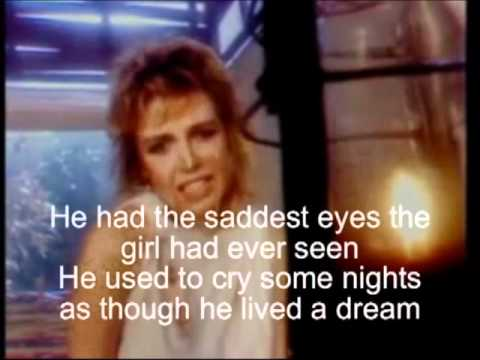 "Kim Wilde - ""Cambodia"" with lyrics"