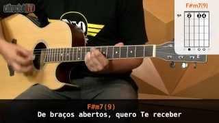 Arde Outra Vez - Thalles Roberto (aula de violão simplificada)