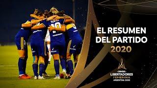 Boca Juniors vs. Deportivo Trópico [10-1] | Fase de Grupos | CONMEBOL Libertadores 2020