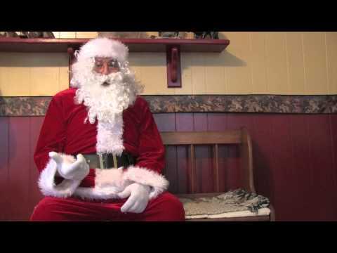 Santas Pissed