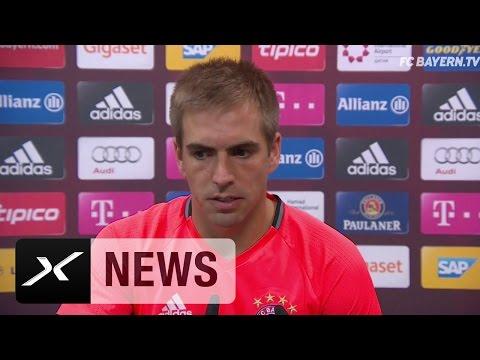 """Philipp Lahm über Verletzung: """"Kingsley Coman schreien gehört""""    FC Bayern München"""