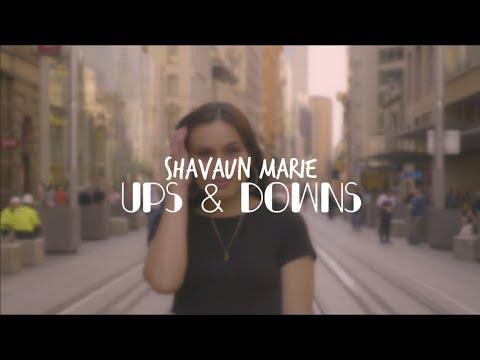 Ups Downs Shavaun Marie With Lyrics Youtube
