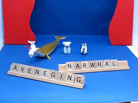 Avenging Narwhal Play Set Natures Unicorn Youtube
