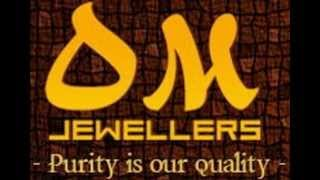 Om jewellers new shop and Collection