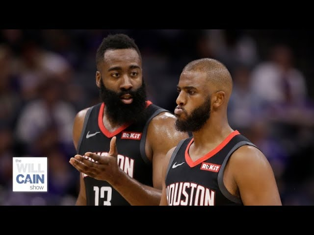 The player the Rockets could add in order to finally reach the Finals | The Will Cain Show