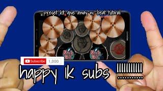 Pamigay Kit Mga Papsi!! | Happy 1k Subs | Beat Tutorial