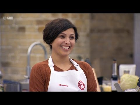 MasterChef UK, Series 14, Episode 9. Grace Dent, John Torode & Gregg Wallace. BBC. 16 Mar 2018