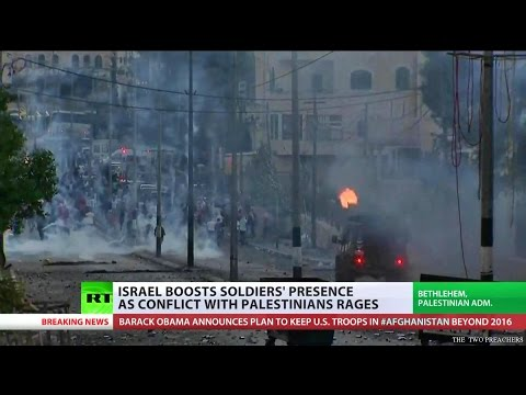 UPDATE and RECAP on the Israeli conflict; Jerusalem, West Bank, Gaza - 15th Oct 2015 End Times Signs