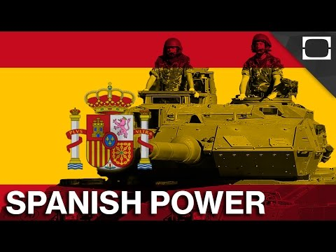 How Powerful Is Spain?