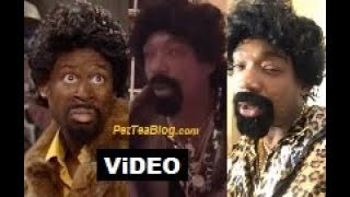 Ja Rule Bodied Jerome from Martin for Halloween ????- Video