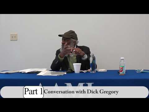Conversation with Dick Gregory Pt 1