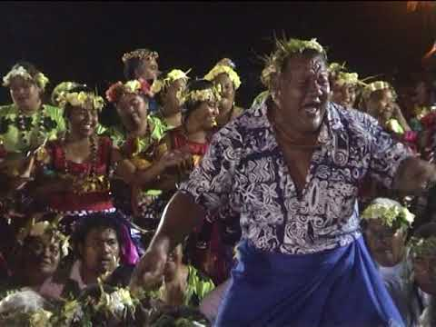 Celebration of 35th Independence in Tuvalu (Pt 1)