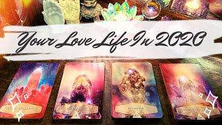 Pick a Card 😍 Your Love Life In 2020 🔮 Monthly Detailed Predictions