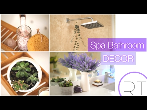 5 step spa bathroom bathroom decor - Spa Decor