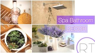 5 Step Spa Bathroom (Bathroom Decor)
