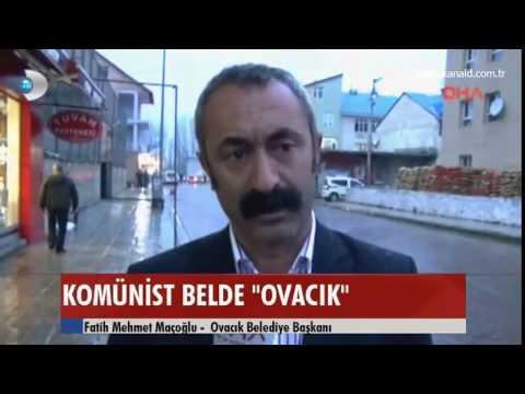 5N 1K Türkiye'nin ilk Komünist belediye başkanı!