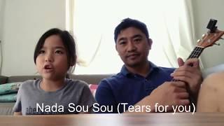 Nada Sou Sou (Tears for you) Ukulele version