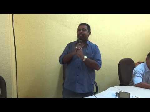 Vereador Lindomar Rodrigues faz discurso arrojado no plenário da Câmara Municipal de Acopiara