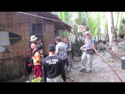 Engineers Without Borders test water quality in the Philippines