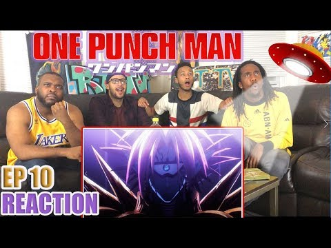 Download ONE PUNCH MAN EPISODE 10 REACTION/REVIEW UNPARALLELED PERIL