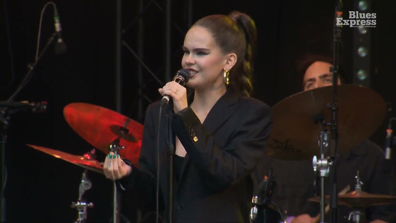 Ina Forsman - Feeling Good  / Summertime (Live from Blues Express LUX)