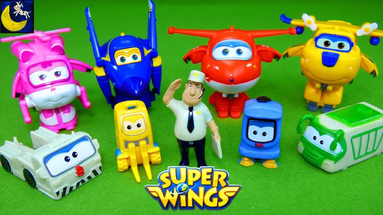 Super Wings Deutsch