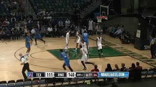 Highlights: Jamil Wilson (38 points)  vs. the Bighorns, 3/3/2016
