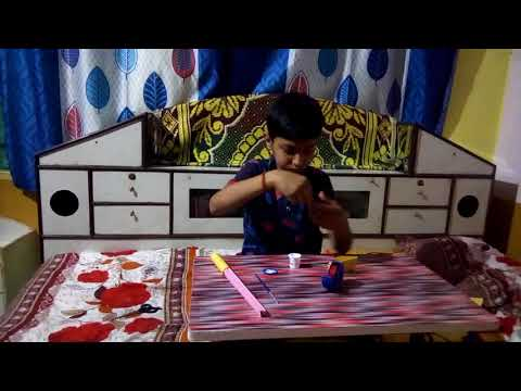 How to make paper samurai sword with cover
