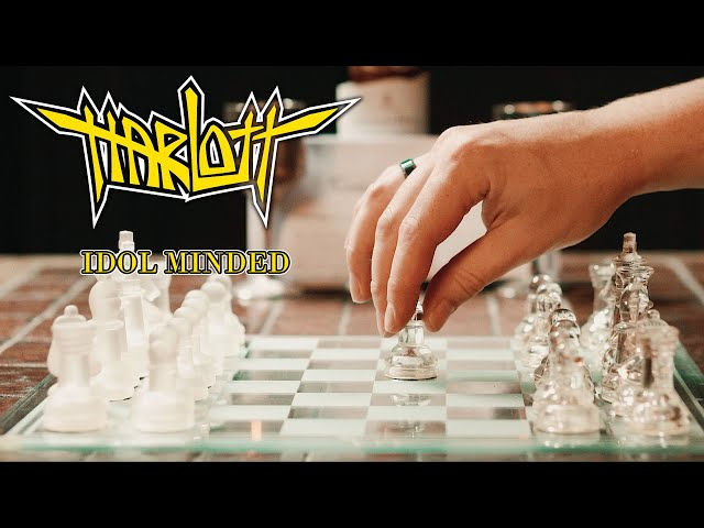 Harlott - Idol Minded (OFFICIAL VIDEO)