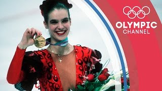 Katarina Witt still wowed by Battle of the Carmens victory | In Their Own Words