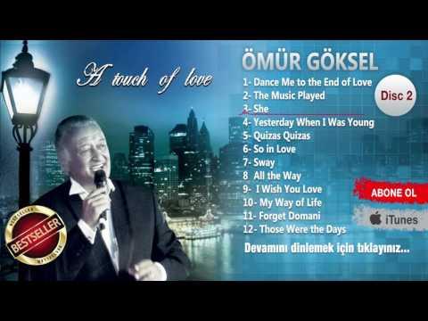 Ömür Göksel - A Touch Of Love ( Disc2 )