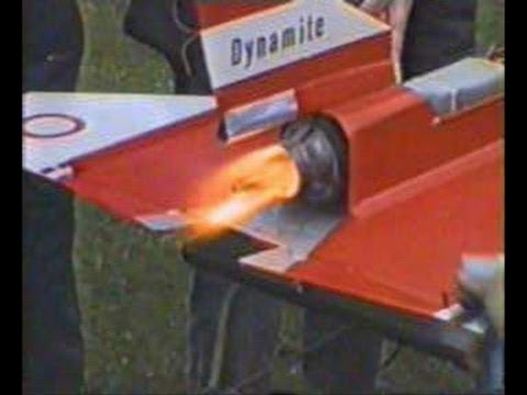 FIRE DAMAGE JET-TURBINE, DRAKEN  75000 Rpm.